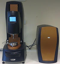 High-tech Rheometer, DHR-1